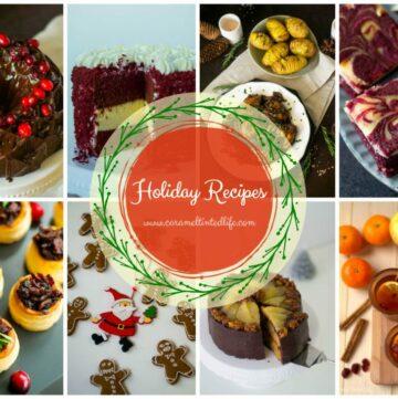 Christmas recipe collection