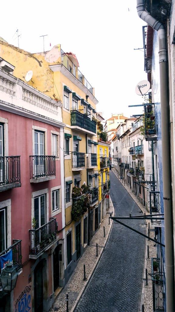Lisbon - winter break ideas
