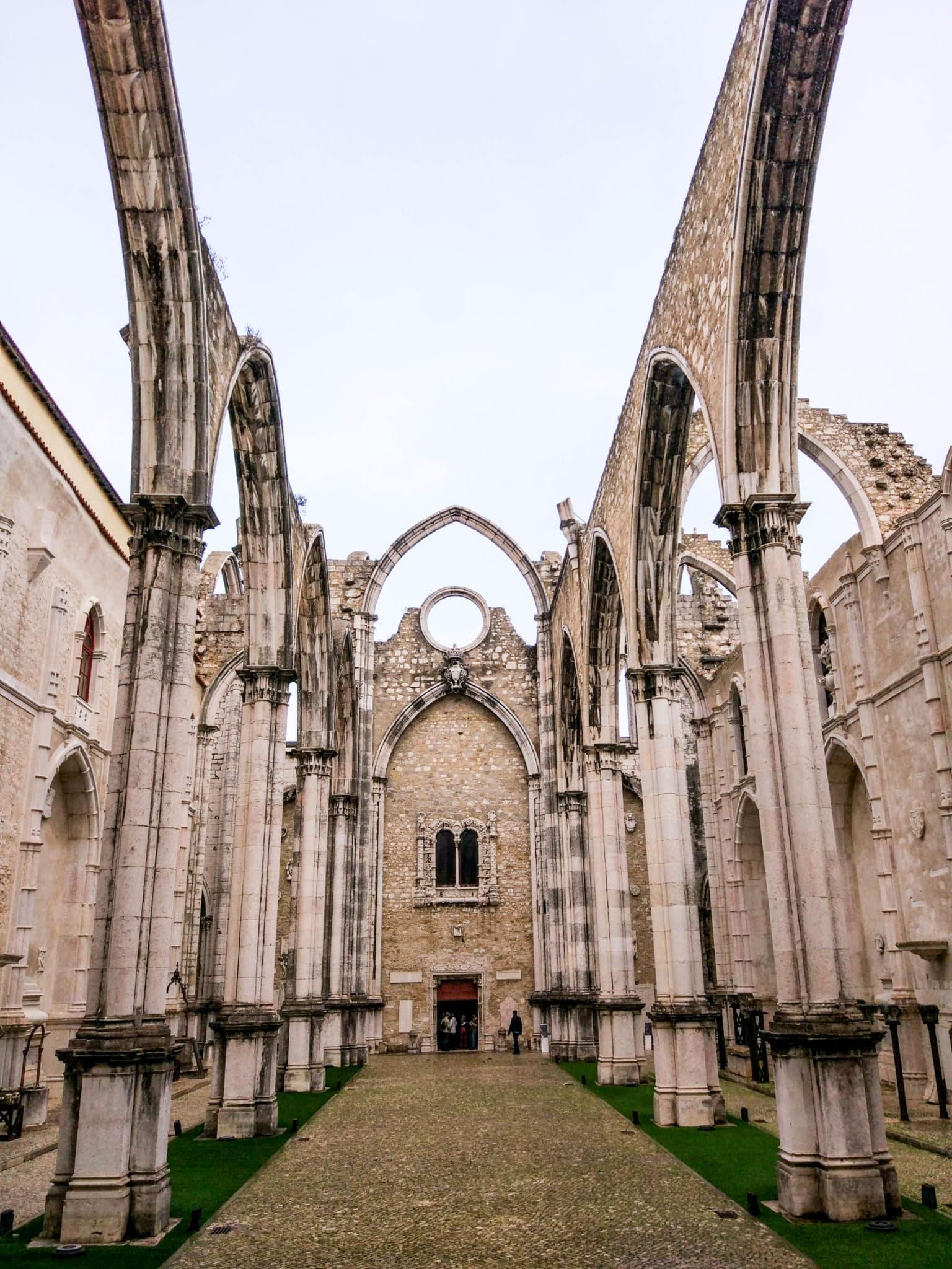 Sights around Lisbon