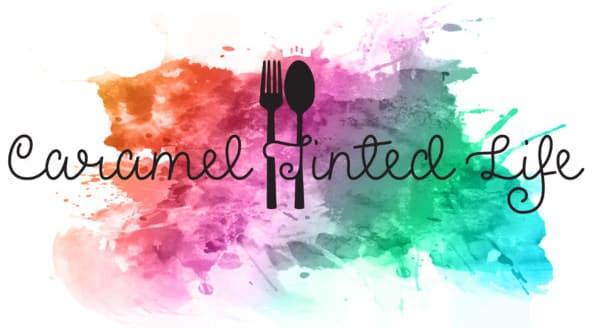 Caramel Tinted Life logo
