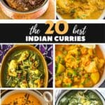 20 Indian Recipes